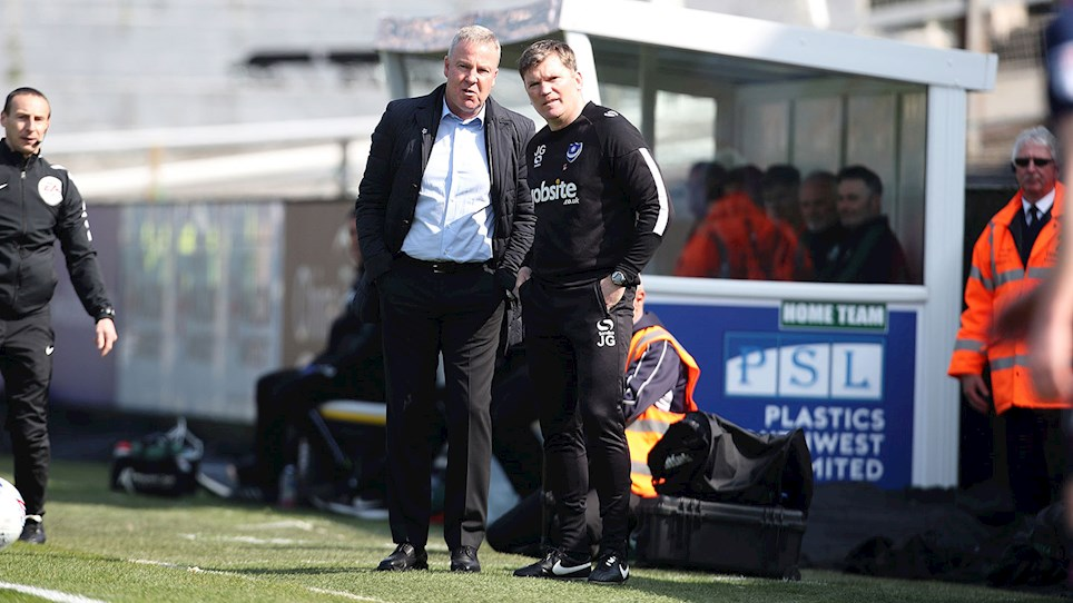 kenny jackett og joe gallen1