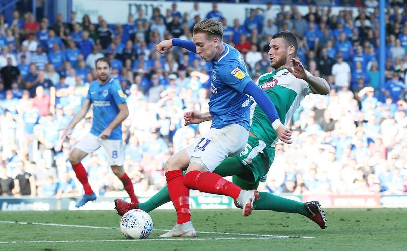 2018-19 pompey-plymouth curtis pitman